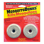 Summit Mosquito Dunks Card