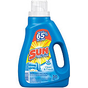 Sun 2X Ultra Scents Clean and Fresh Laundry Detergent 29 Loads