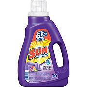 Sun 2X Ultra Scents Tropical Breeze Laundry Detergent 29 Loads