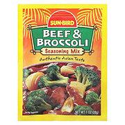 Sun-Bird Beef And Broccoli Seasoning Mix
