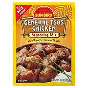 Sun-Bird General Tso's Chicken Seasoning Mix