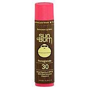 Sun Bum Lip Balm SPF 30 Pomegranate