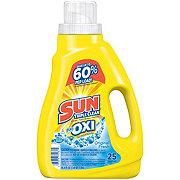 Sun Liquid Detergent Plus Oxi 25 Loads