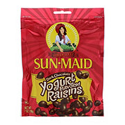 Sun-Maid Dark Chocolate Yogurt Raisins
