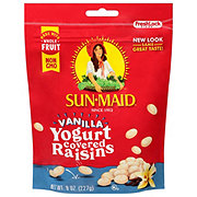 Sun-Maid Vanilla Yogurt Raisins