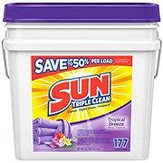 Sun Powder Detergent Tropical Breeze 177 Loads
