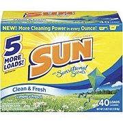 Sun Regular Powder Detergent 35 Loads