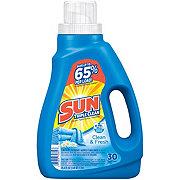 Sun Sunsational Scents Clean & Fresh Laundry Detergent, 29 Loads