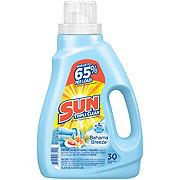 Sun Ultra Laundry Detergent, Bahama Breeze