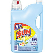 Sun Ultra Laundry Detergent, Bahama Breeze
