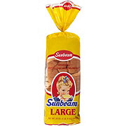 Sunbeam Large Enriched White Bread