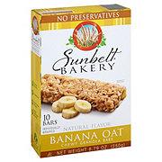 Sunbelt Banana Harvest Chewy Granola Bars