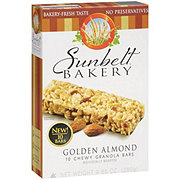 Sunbelt Golden Almond Chewy Granola Bars