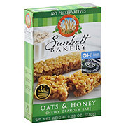 Sunbelt Oat & Honey Granola Bars
