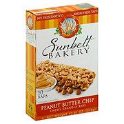 Sunbelt Peanut Butter Chip Chewy Granola Bar