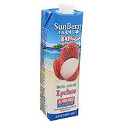 SunBerry Farms 100% Juice Lychee