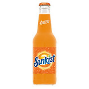 Sunkist Orange Soda, Longneck Bottle