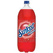 Sunkist Strawberry Soda