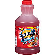 Sunny D Fruit Punch Chillers