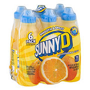 Sunny D Smooth & Sweet Citrus Punch Sports Bottles