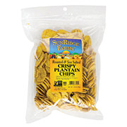 SunRidge Farms Roasted & Sea Salted Crispy Plantain Chips