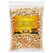 Sunrise Natural Foods Cashew Large Pieces