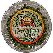 Sunrise Natural Foods Green Bean Snax