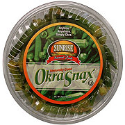 Sunrise Natural Foods Okra Snax