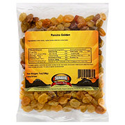 Sunrise Natural Foods Raisins Golden