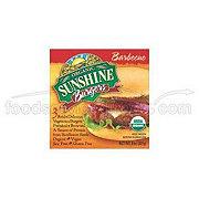 Sunshine Burger Vegetarian BBQ Burger