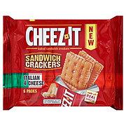 Sunshine Cheez-It 4 Cheese Sandwich Crackers