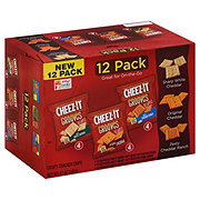 Sunshine Cheez It Assorted Grooves Caddy Great For On The Go