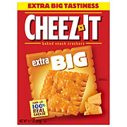Sunshine Cheez-It Big Baked Snack Crackers