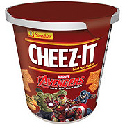 Sunshine Cheez-it Crackers, Avengers 2
