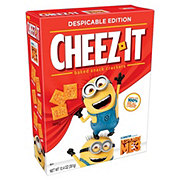 Sunshine Cheez-It Despicable Edition Baked Snack Crackers