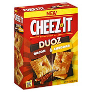 Sunshine Cheez-It Duoz Bacon Cheddar Cheese