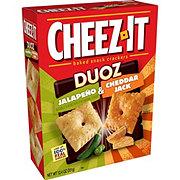 Sunshine Cheez-It Duoz Jalapeno Cheddar Jack