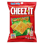 Sunshine Cheez-It Grab N' Go Hot & Spicy Crackers