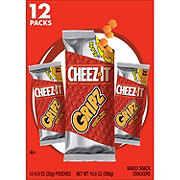Sunshine Cheez-It Gripz Original Baked Snack Crackers