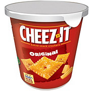 Sunshine Cheez-It Original Baked Snack Crackers Cup