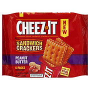 Sunshine Cheez-It Peanut Butter Sandwich Crackers