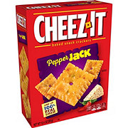 Sunshine Cheez-It Pepper Jack Baked Snack Crackers
