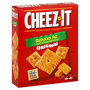 Sunshine Cheez-It Reduced Fat Baked Snack Crackers