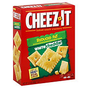 Sunshine Cheez-It Reduced Fat White Cheddar Baked Snack Crackers