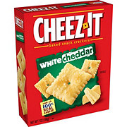 Sunshine Cheez-It White Cheddar Baked Snack Crackers
