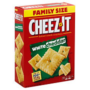 Sunshine Cheez-It White Cheddar Crackers Family Size
