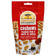Sunshine Nut Company Cashews Roasted with Spices