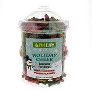 Sunshine Pet Foods Pet Life Holiday Cheer Biscuit for Dogs