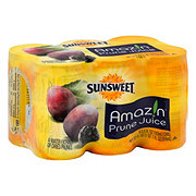 Sunsweet Amaz!n Prune Juice 5.5 oz Cans