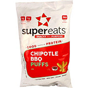 SuperEats Chipotle BBQ Puffs